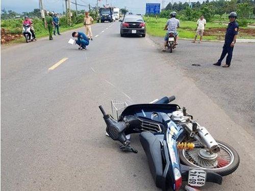 Tạm giữ ba đối tượng tấn công CSGT ở Đồng Nai