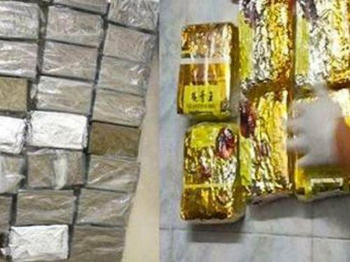Bắt nhóm buôn ma túy liên tỉnh quy mô lớn