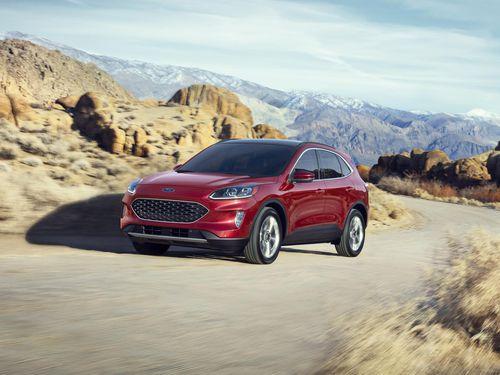 Ford Escape 2020 đã có giá bán chính thức