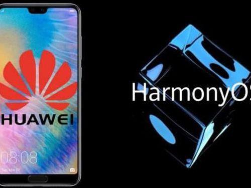Huawei xác nhận sẽ không có điện thoại thông minh nào chạy HarmonyOS trong năm nay