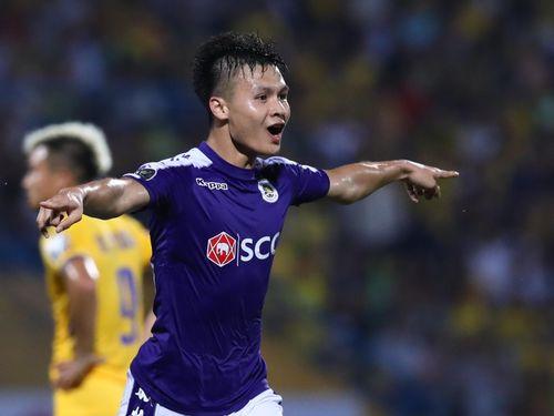 Quang Hải về nhì trong cuộc đua cá nhân tại AFC Cup