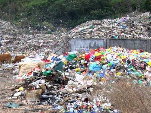 Bỏ phương án đưa rác từ Côn Đảo vào đất liền chôn lấp