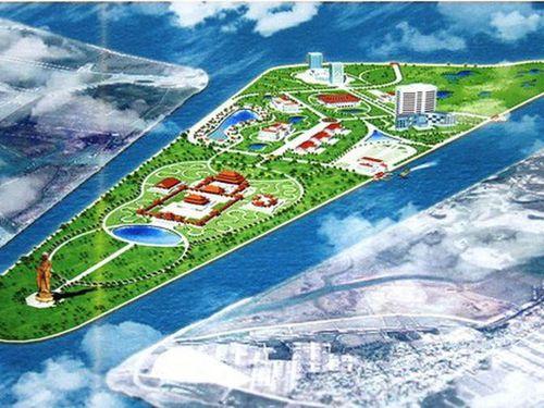 Đại gia Xuân Trường 'xịt' dự án du lịch tâm linh đảo Cái Tráp Hải Phòng?