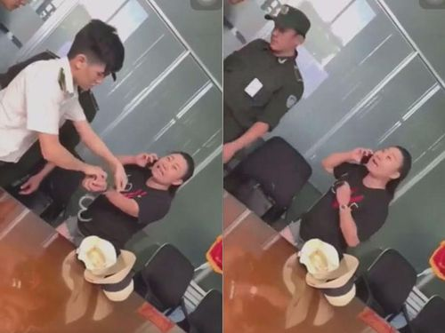 Nữ công an náo loạn sân bay Tân Sơn Nhất: Tiền đâu mua đồng hồ 6000 đô?