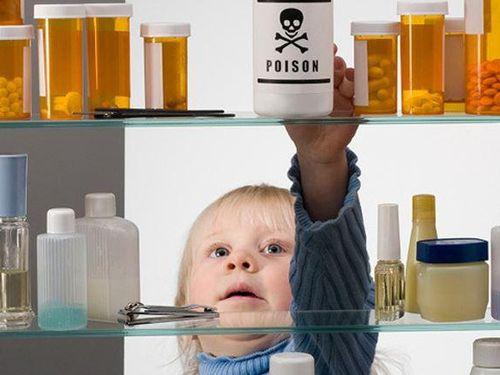 Cách bảo vệ trẻ em trước những mối nguy đe dọa tính mạng khắp nhà