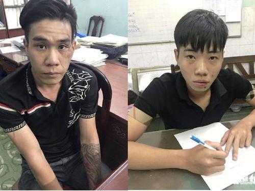 TP HCM: Tóm gọn 2 kẻ cướp giật giữa trung tâm thành phố