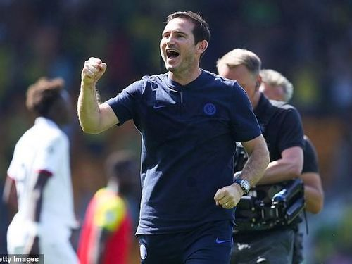 Frank Lampard hé lộ cách ăn mừng đặc biệt sau chiến thắng đầu tiên cùng Chelsea