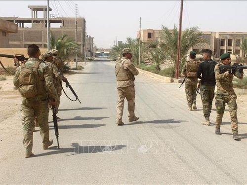 Iraq mở chiến dịch mới truy lùng tàn quân IS
