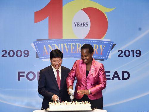 Việt Nam – Botswana kỷ niệm 10 năm thiết lập quan hệ ngoại giao