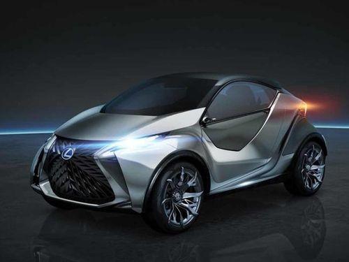 Lexus sắp trình làng mẫu xe điện hatchback đậm chất tương lai