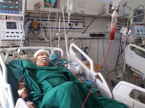 Chuyển 220 đơn vị máu cấp cứu bệnh nhân bị tai nạn giao thông