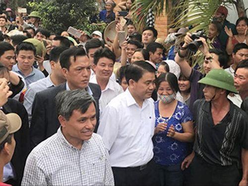 Chủ tịch Hà Nội: Có nhóm người lợi dụng vụ Đồng Tâm để trục lợi