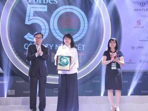 Bảo Việt được vinh danh top 50 công ty niêm yết tốt nhất Việt Nam năm thứ 7 liên tiếp