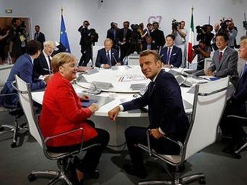 G7 - ít đồng thuận, nhiều chia rẽ