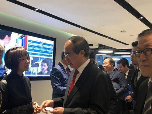 TP HCM hợp tác với Singapore để phát triển bền vững