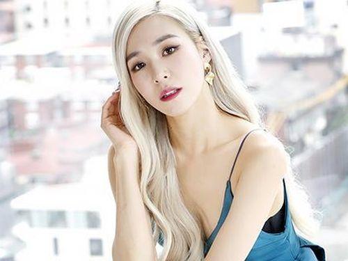 Tiffany thay đổi hình ảnh sang chảnh hơn sau khi SNSD tan rã