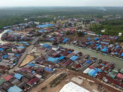 Hệ lụy môi trường từ quyết định dời đô của Indonesia