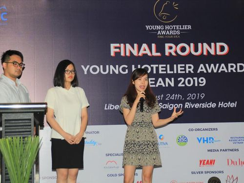 Đại diện Việt Nam đoạt giải nhất YHA 2019