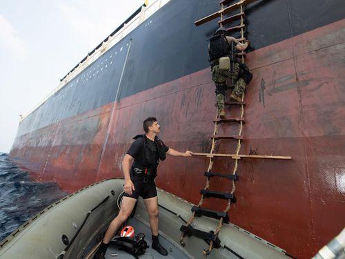 Hạm đội 7: Diễn tập hàng hải ASEAN - Mỹ kết thúc thành công