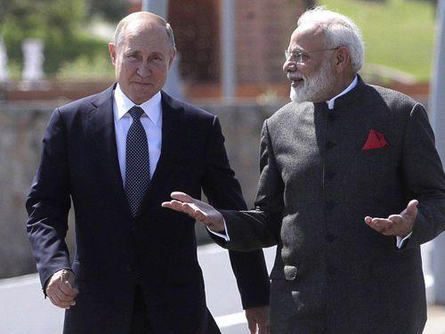 Ấn Độ bắt tay Nga thách thức tầm ảnh hưởng của Trung Quốc tại Biển Đông