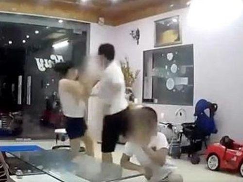 Vụ chồng đánh vợ ở Bắc Kạn: Công an vẫn đang tiếp tục điều tra