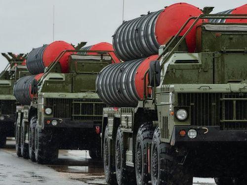 Mỹ trừng phạt Thổ Nhĩ Kỳ vì mua 'rồng lửa' S-400 của Nga?