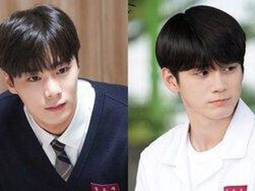 100 kiểu ảnh đẹp của Ong Seong Woo và Moon Bin (ASTRO) trong 'Khoảnh khắc tuổi 18'