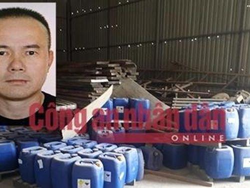 Xưởng sản xuất ma túy 'khủng' do nhóm người Trung Quốc điều hành bị triệt phá như thế nào?