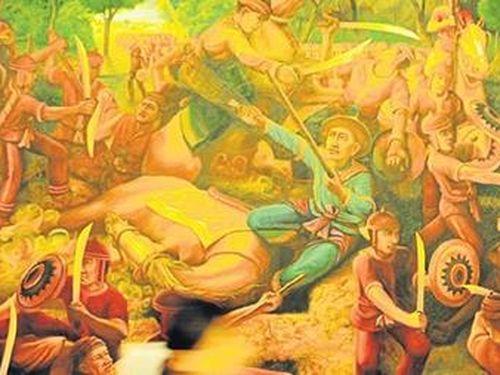 Khi người Thái nhìn về phía đông: Cuộc chiến ít người biết năm 1833