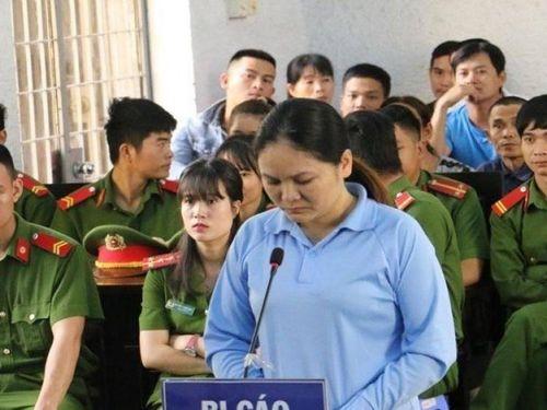 Tử hình người phụ nữ vận chuyển hơn 7kg ma túy từ Lào về Việt Nam