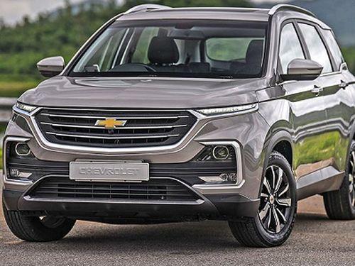 Cận cảnh Chevrolet Captiva hoàn toàn mới từ 767 triệu đồng