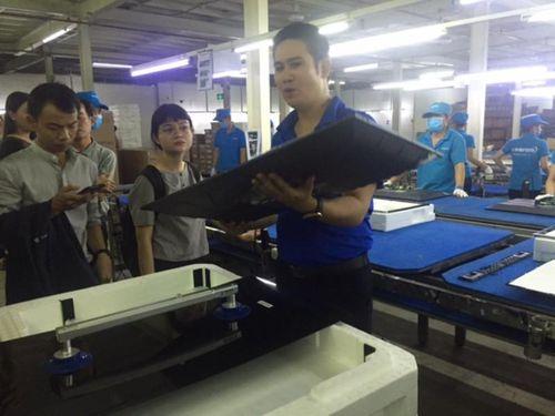 Sharp tố Asanzo giả chứng từ: Sự thật về Sharp-Roxy Hong Kong