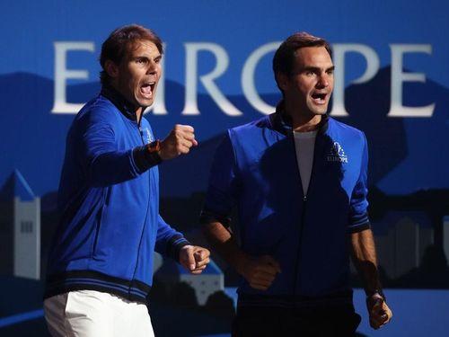 Laver Cup: Được Federer và Nadal chỉ giáo, Fognini vẫn thua, nhưng tuyển châu Âu tạm dẫn 3-1