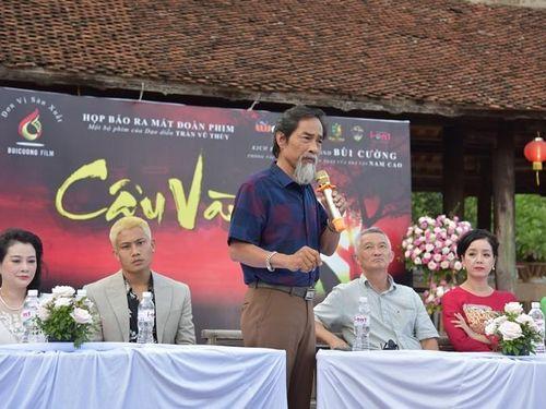 Nghệ sĩ Viết Liên - Lão Hạc của phim Cậu Vàng: 'Tôi không ngại bị so sánh với vai diễn của nhà văn Kim Lân'
