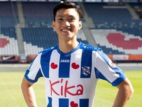'Văn Hậu có tiềm năng trở thành cầu thủ chủ chốt của Heerenveen'