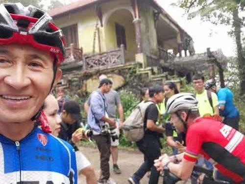 VĐV Thái Lan gặp nạn trên đường đua mạo hiểm tại Huế