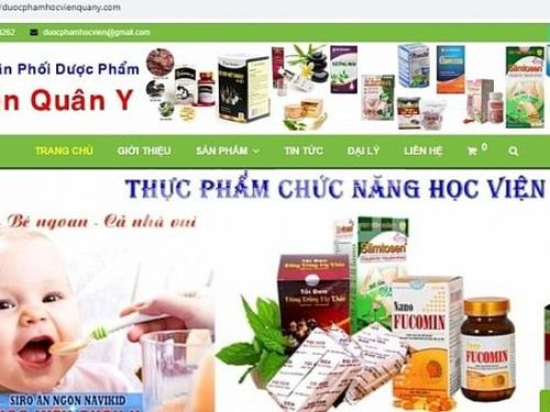 Cẩn trọng với thông tin quảng cáo thực phẩm bảo vệ sức khỏe