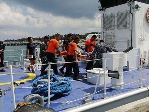 Philippines chìm thuyền rồng, bảy vận động viên thiệt mạng