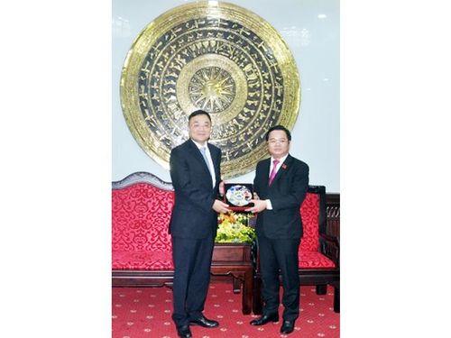 Giang Tô và Đà Nẵng có tiềm năng hợp tác trên nhiều lĩnh vực