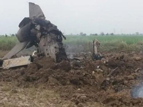 Không quân Ấn Độ lại mất thêm 'quan tài bay' MiG-21