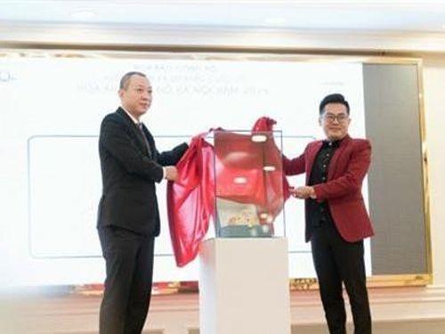 Công bố vương miện cuộc thi Hoa khôi Thủ đô 2019
