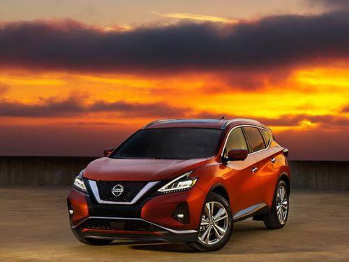 Nissan Murano 2020 tăng giá dù không thay đổi nhiều