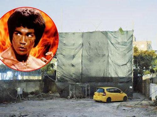 Xót xa khi nhà cũ của Lý Tiểu Long tại Hong Kong bị phá dỡ