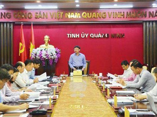 Quảng Ninh có 9 đơn vị hành chính cấp xã được sáp nhập