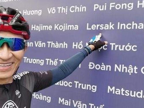 Cua rơ 73 tuổi người Thái gặp nạn tại Giải đua xe đạp quốc tế qua đời