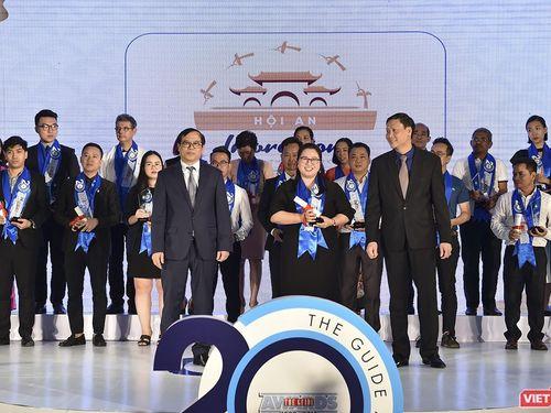 'Ký ức Hội An' được bình chọn là 'Chương trình nghệ thuật thực cảnh có giá trị văn hóa, lịch sử hay nhất Việt Nam'