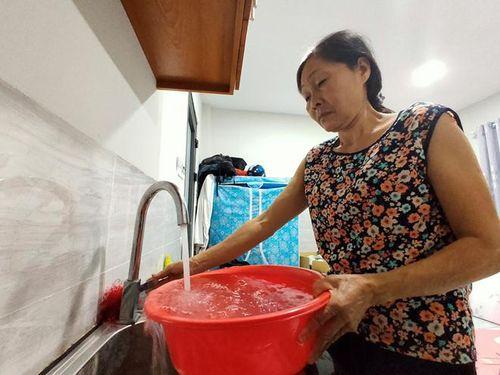TP Hồ Chí Minh: Người dân đứng trước nguy cơ thiếu nước sạch