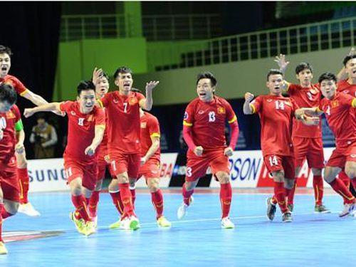 Futsal Việt Nam chuẩn bị cho 'cuộc chiến' khu vực Đông Nam Á 2019