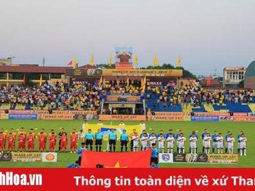 Miễn phí vé vào sân ở trận đấu Thanh Hóa – Viettel ở vòng 25 V.League 2019