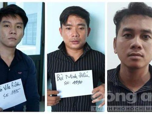 'Phụ giúp' 2 nữ công nhân đánh nhau, 3 thanh niên bị bắt về tội giết người